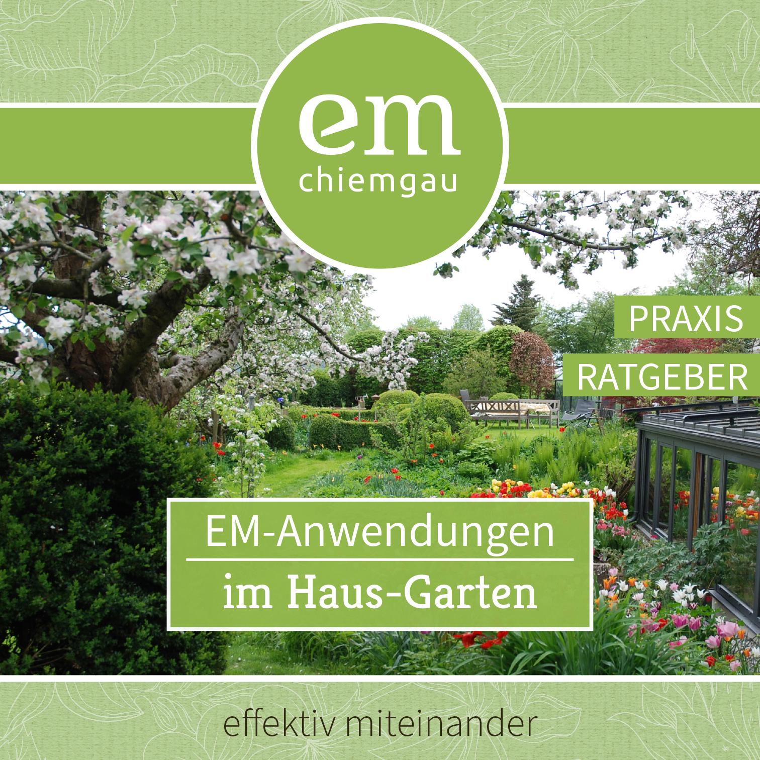 AC-Umwelttechnik – Effektive Mikroorganismen im Hausgarten