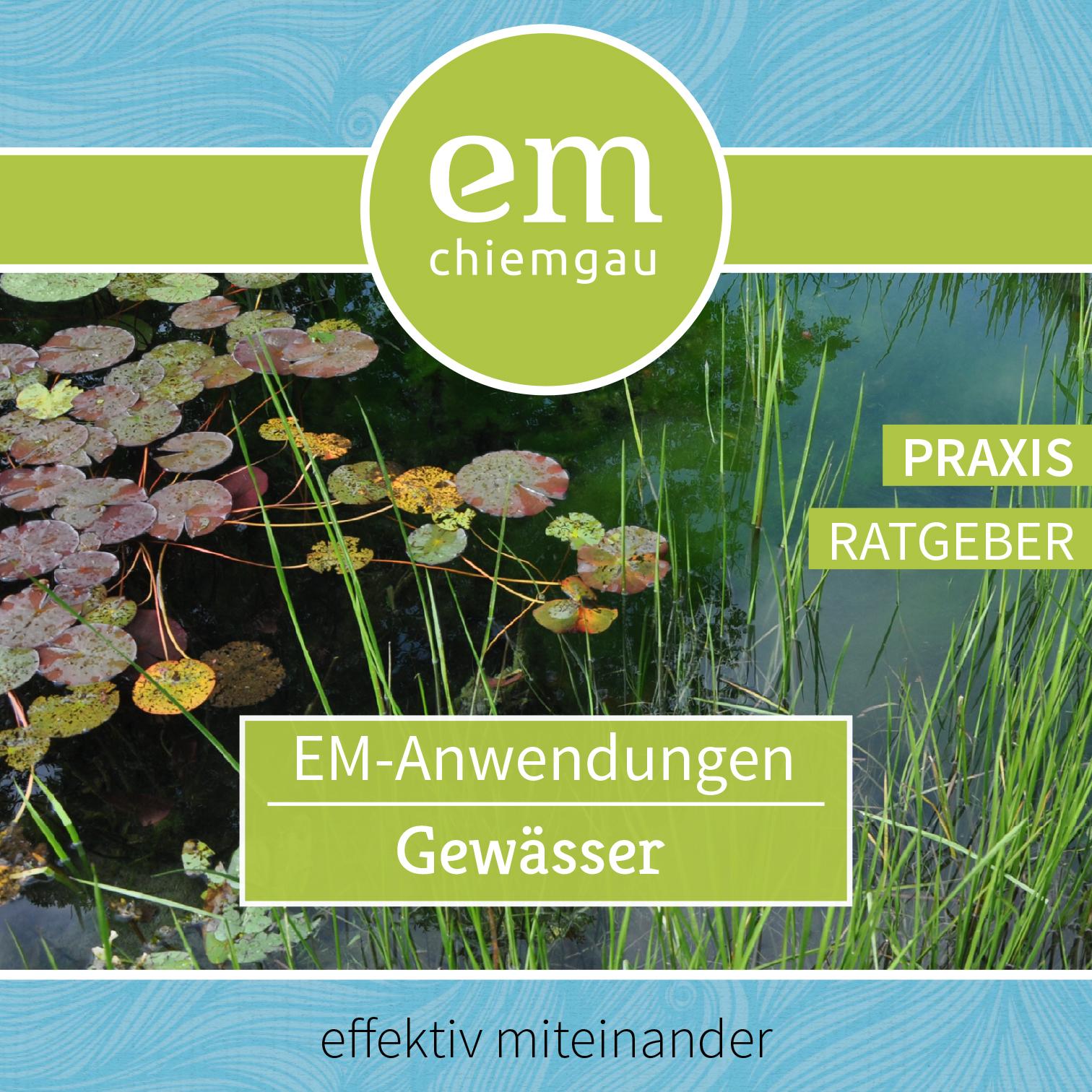AC-Umwelttechnik – Effektive Mikroorganismen b. Gewässer